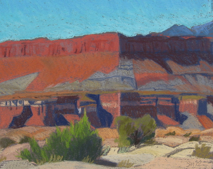 Glen Canyon, red rock, Scotty Mitchell